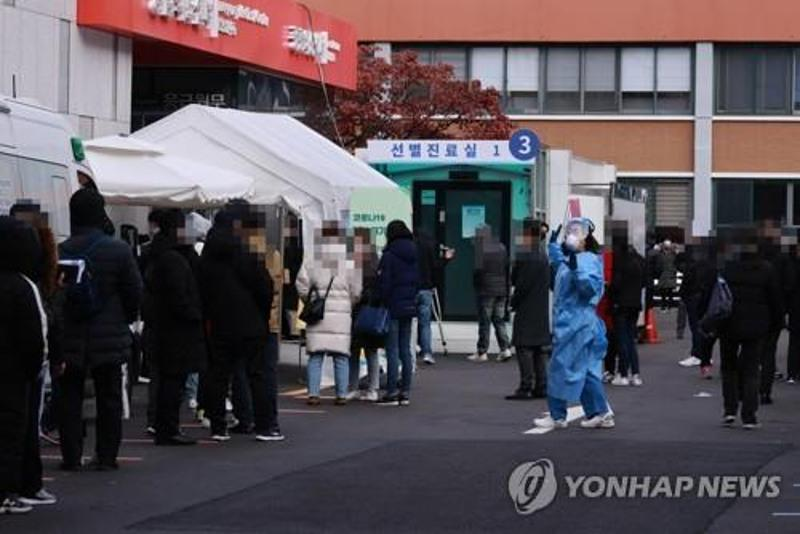 Infection tally under 500 for 2nd day; current antivirus curbs maintained in S Korea