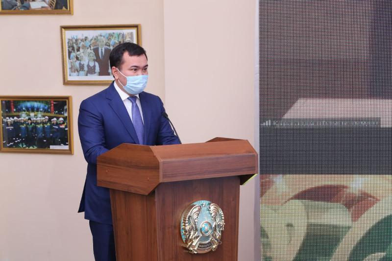 В Карагандинской области открыли торжества в честь Дня Первого Президента Республики Казахстан