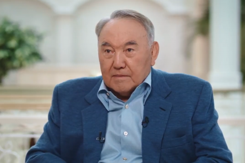 New documentary about First President of Kazakhstan to air Dec 1