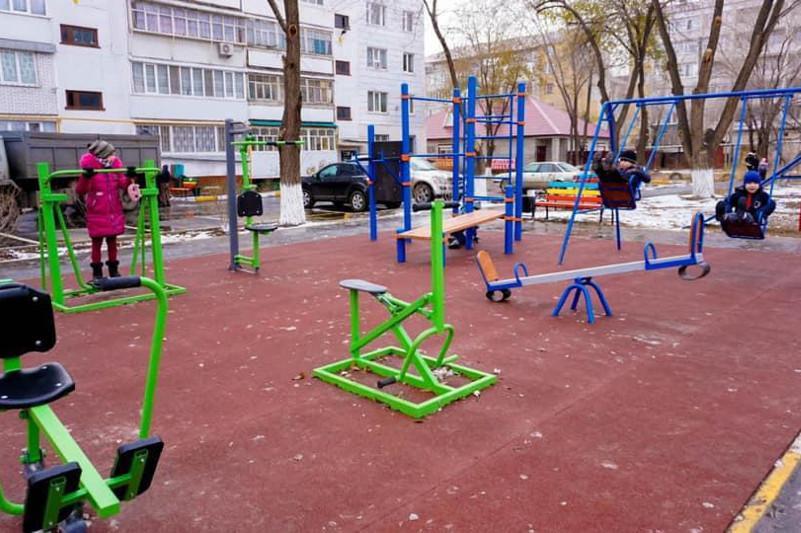 11 дворов на 400 миллионов тенге отремонтировали в рамках ДКЗ в Уральске