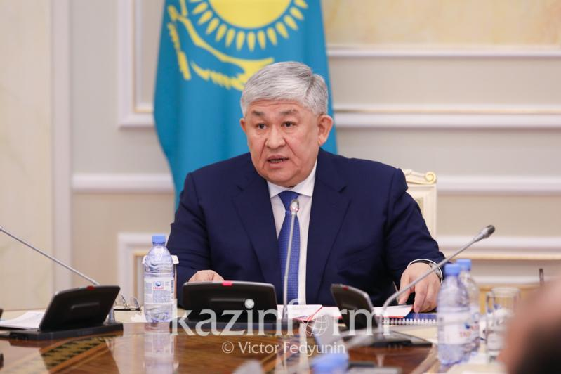 Qyrymbek Kósherbaev: Elbasy bastamalary álemdik ekonomıka men saıasatty túbegeıli jańartý úshin qajet