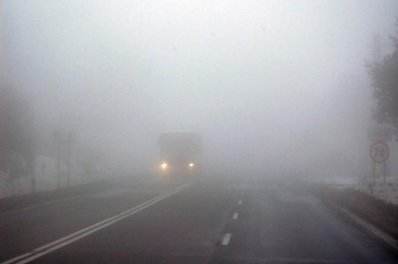 N Kazakhstan on storm alert due to dense fog