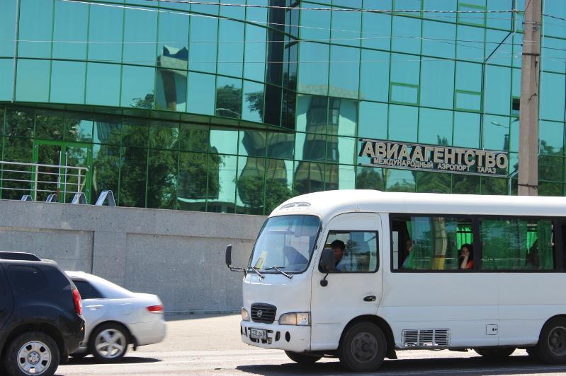Таразские перевозчики просят дотации для общественного транспорта