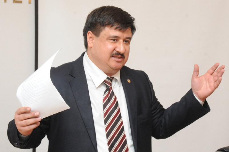 Равшан Назаров: Политическая карьера Нурсултана Назарбаева - это путь человека с высокой силой воли и политической мудростью