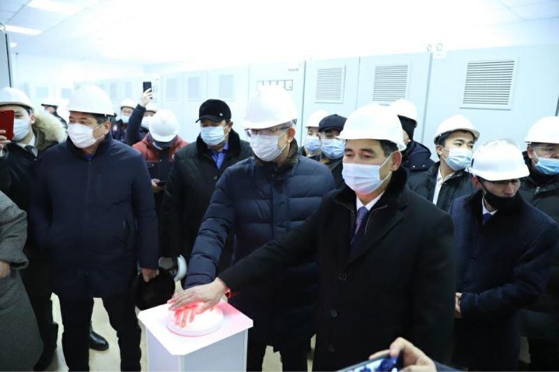 Сахарный завод и ряд медобъектов ввели в эксплуатацию в Жанаозене
