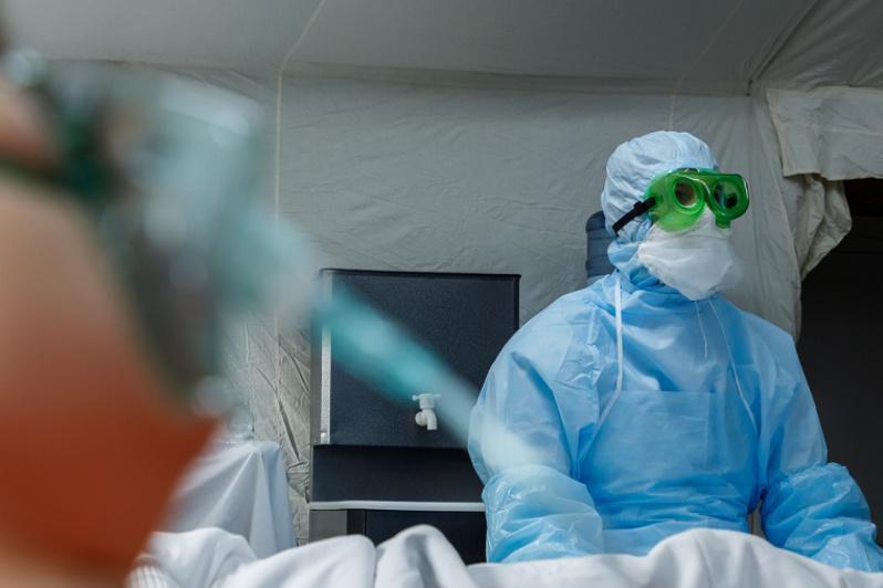 Минздрав РК: 223 заболевших коронавирусом - в тяжелом состоянии