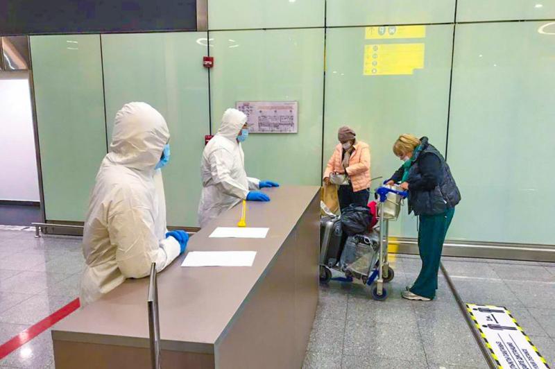 Шетелден ұшып келген 85 қазақстандықта коронавирусқа ПТР-анықтама болмаған