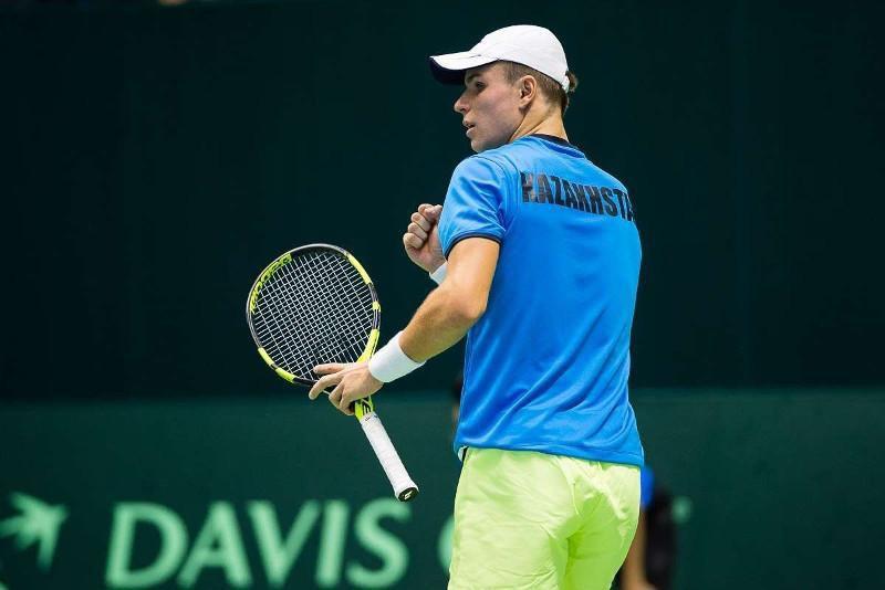 Казахстанец Дмитрий Попко вышел во второй круг турнира в Бразилии