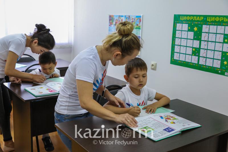 Алексей Цой назвал одну из основных проблем в обеспечении образованием особенных детей