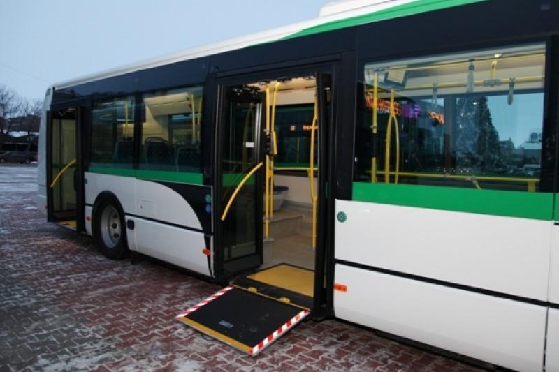 Сколько автобусов соответствует требованиям по инвалидности