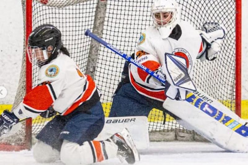 Қазақстандық қыздар хоккейден Еуропа әйелдер лигасында жеңіске жетті