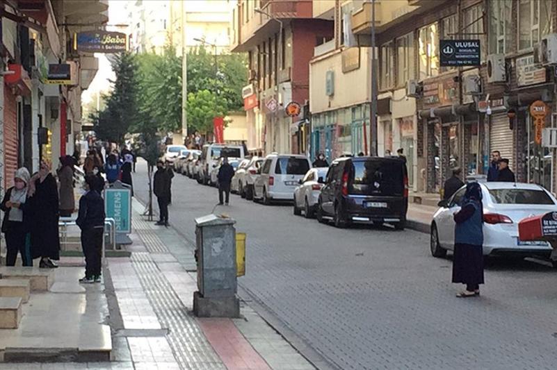 Magnitude 5.0 earthquake jolts southeastern Turkey