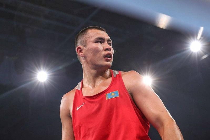 Kazakh heavyweight readies for 2nd professional fight