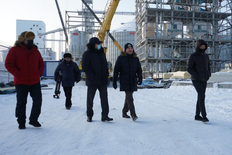 Semey to put on-stream oil-extracting factory by year-end