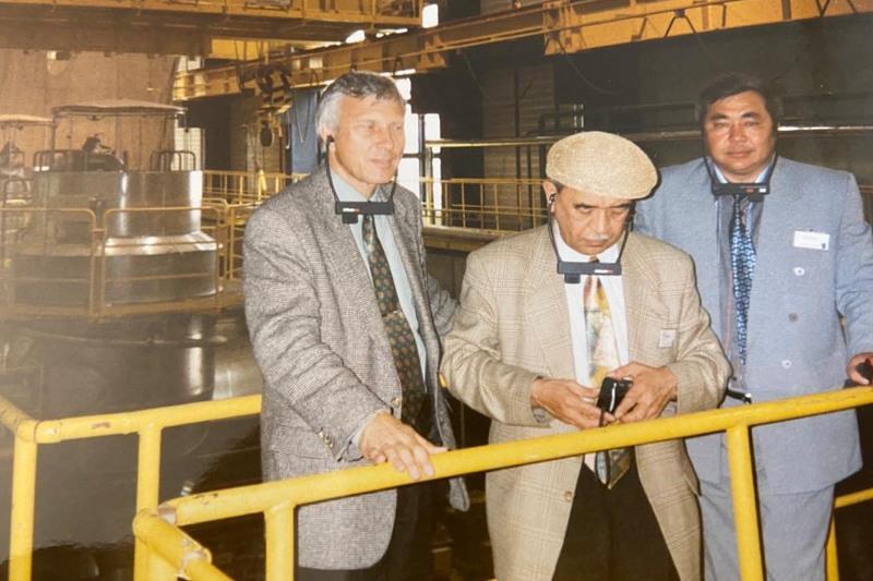 Глазами энергетика: как становилась электроэнергетическая отрасль Казахстана