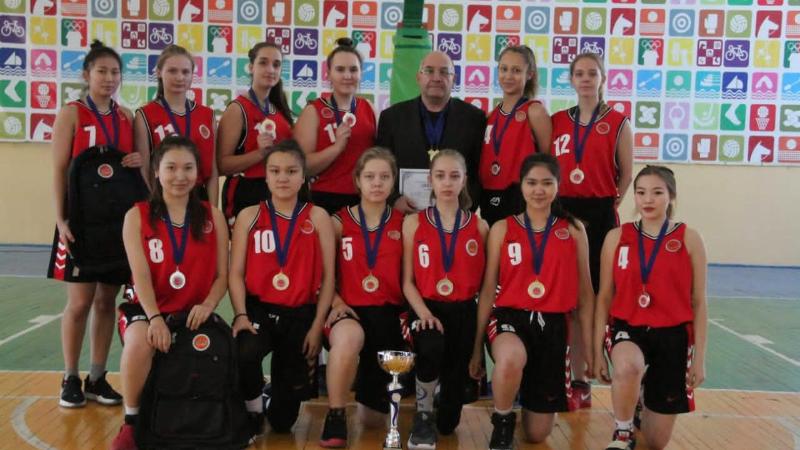 Карагандинские баскетболистки стали первыми на чемпионате Казахстана