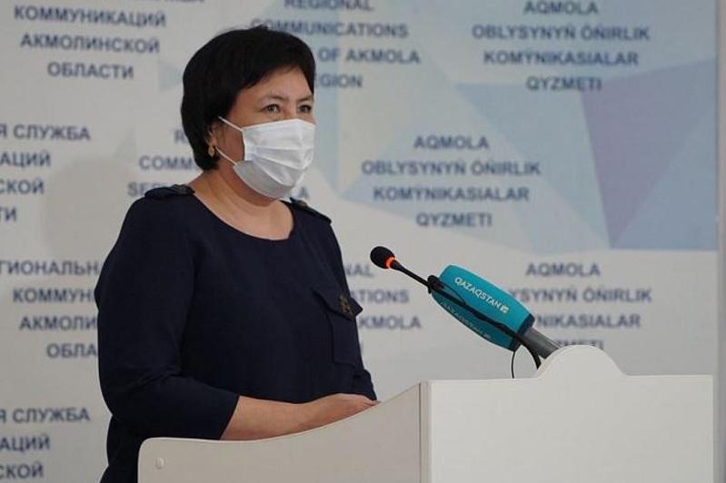 Внесены изменения в работу санпостов в Акмолинской области