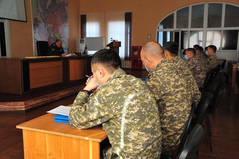 Как воинские части готовы к новому учебному году в Семее