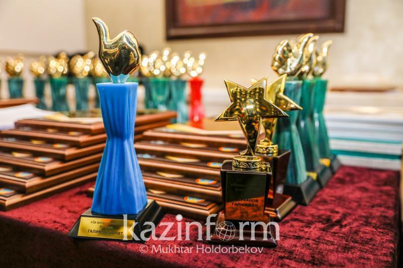 Стали известны лауреаты Национальной премии «Халықтың сүйіктісі – Народный любимец года»