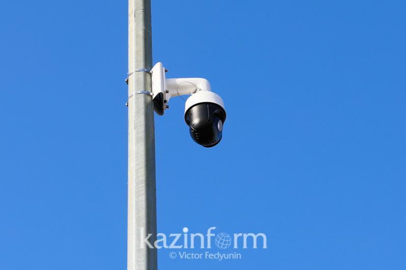 Шымкентте 200 көшеге  «Сергек» камералары орнатылады