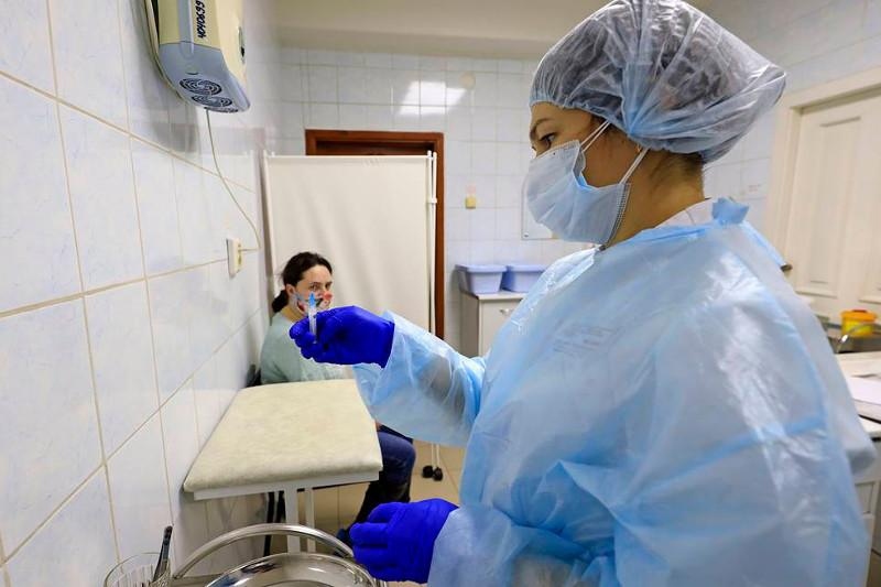 Moscow opens registration for inoculation against coronavirus