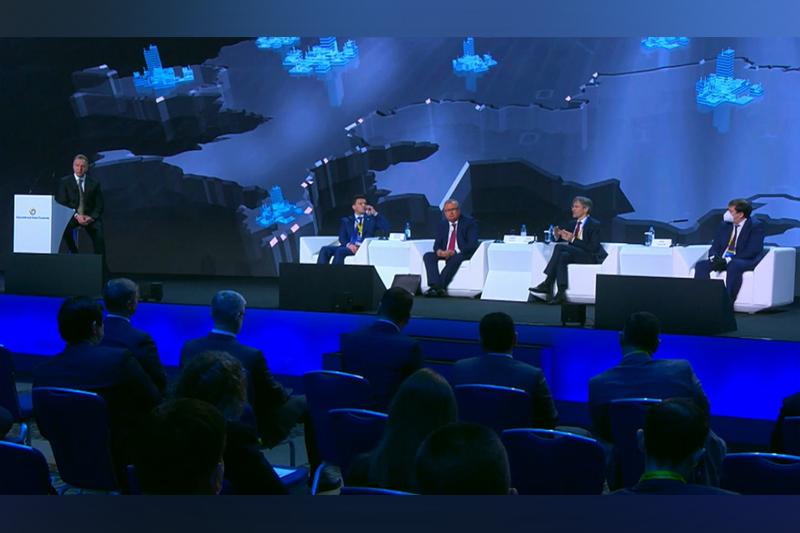 Первый Евразийский конгресс проходит в Москве