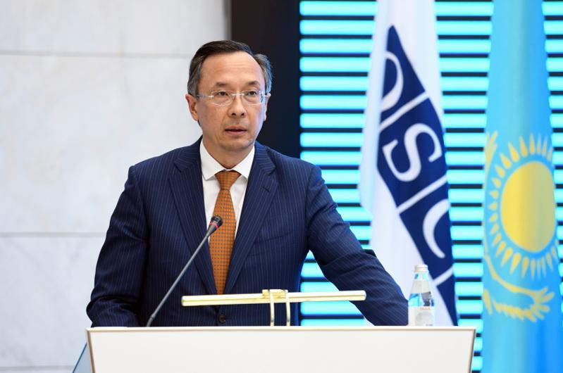 Кайрат Абдрахманов избран на пост Верховного комиссара ОБСЕ