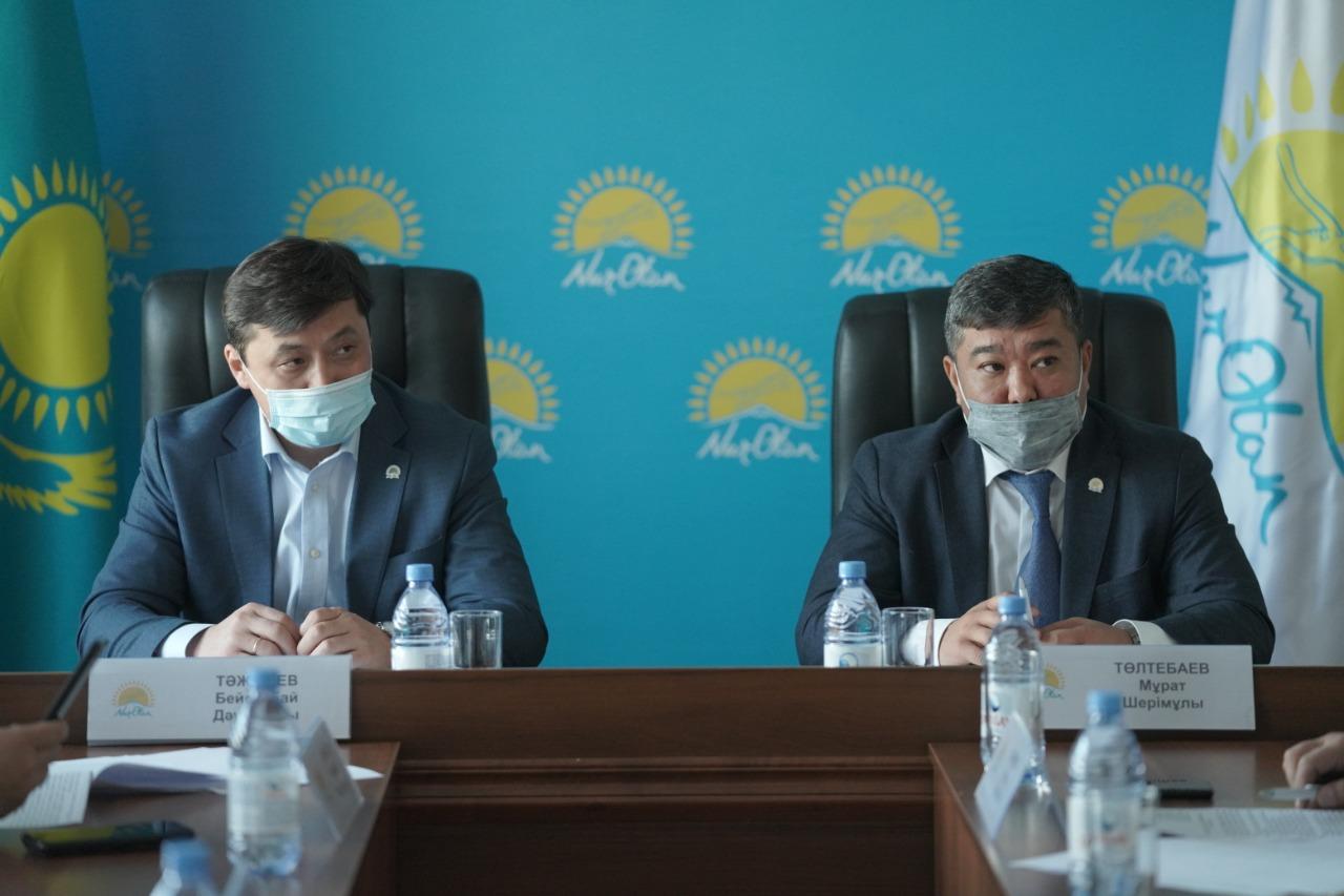 Түркістан облысындағы кәсіпорындарда жыл басынан бері 76 адам зардап шеккен