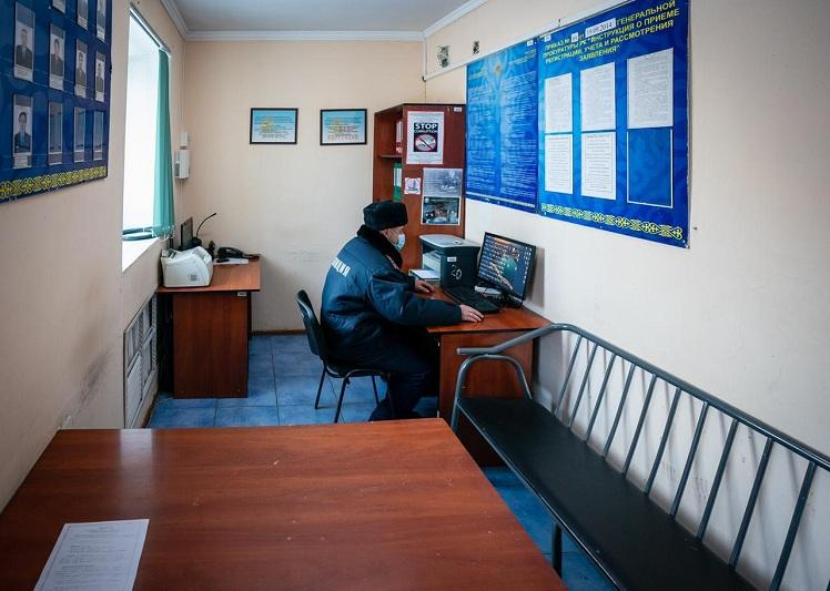 Условия труда участковых инспекторов улучшают в столице