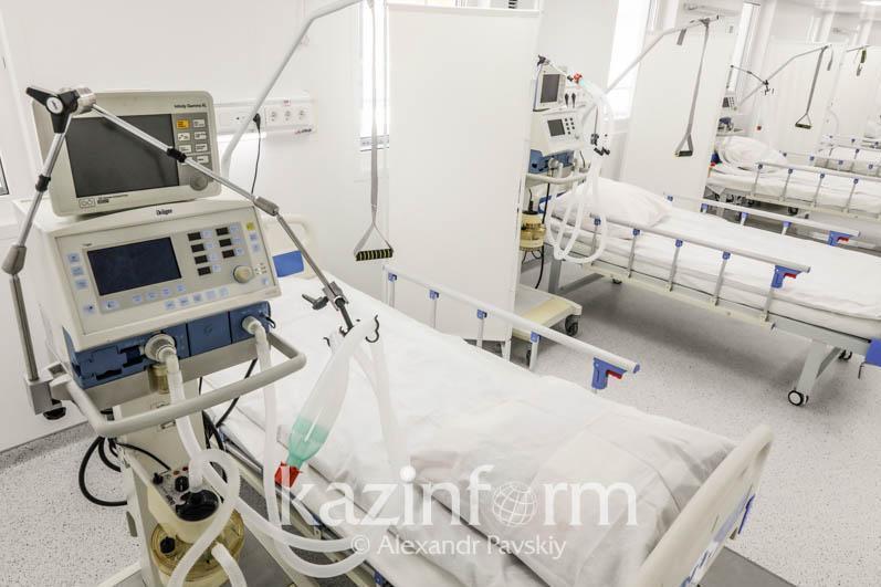 133 больных COVID-19 проходят лечение в карагандинских стационарах