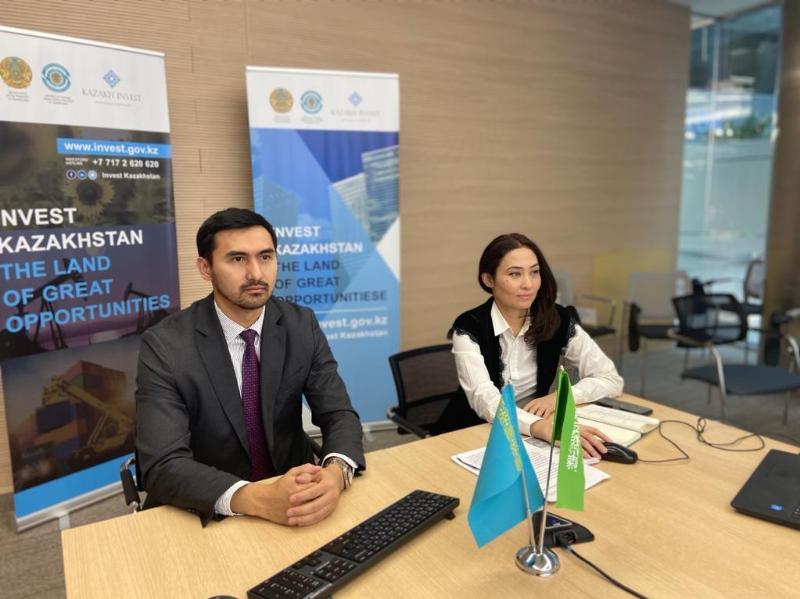 Казахстан и Саудовская Аравия подпишут соглашение о взаимном поощрении и защите инвестиций