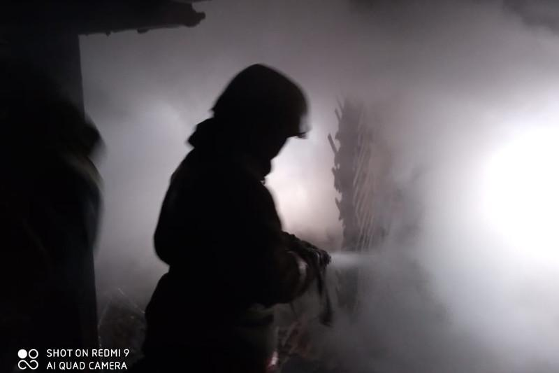 Қарағанды облысында өрттен үш адам қаза тапты
