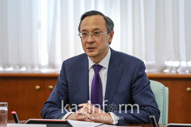 Abdrakhmanov relieved of the post of Kazakhstan's Ambassador to Sweden, Denmark