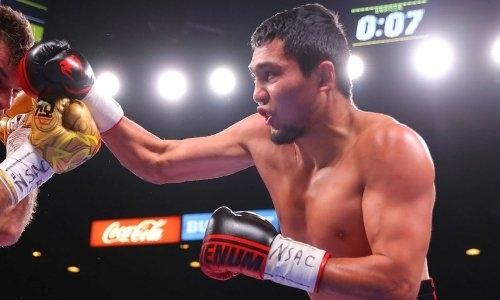 Чемпион WBC из Казахстана победил российского бойца в профи