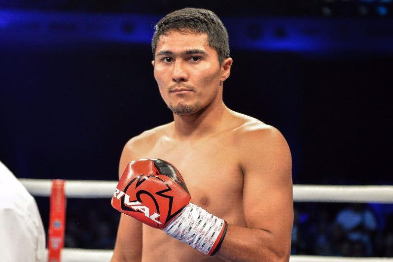 Кәсіпқой бокс: Мейірім Нұрсұлтанов ресейлік спортшыны жеңді