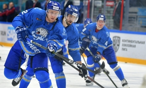 Где смотреть трансляцию матча КХЛ «Барыс» — «Витязь»