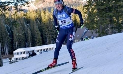 Биатлонистки Казахстана не попали в общий зачет эстафеты Кубка мира