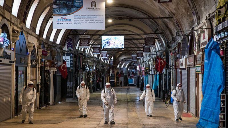 Коронавирус: Аргентина ввела налог на миллионеров, Турция по числу зараженных - на четвертом месте