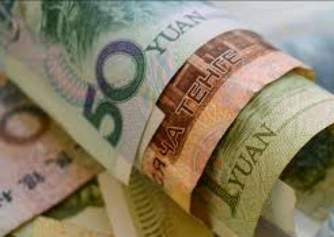 早盘人民币兑坚戈汇率1:64.7032