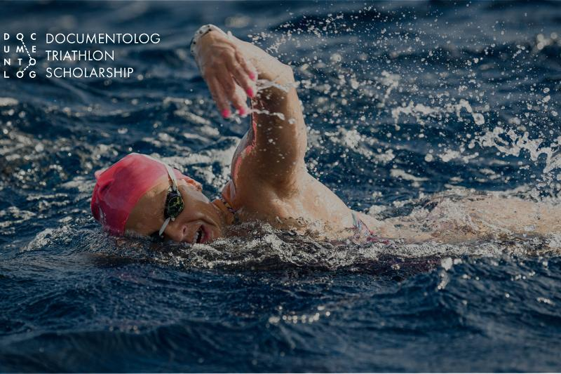 Любители спорта могут бороться за стипендию «Documentolog Triathlon Scholarship»