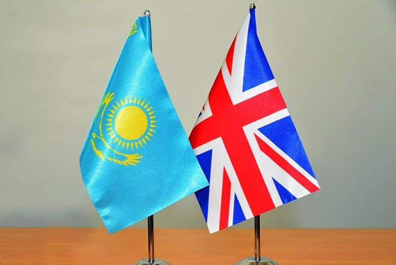 Қазақстан және Ұлыбритания арасында cтратегиялық әріптестік нығая түседі