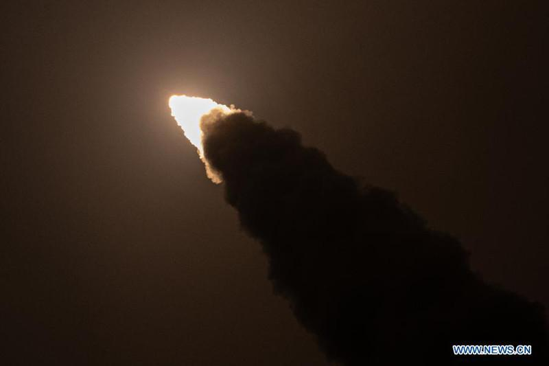 China launches two satellites for gravitational wave detection
