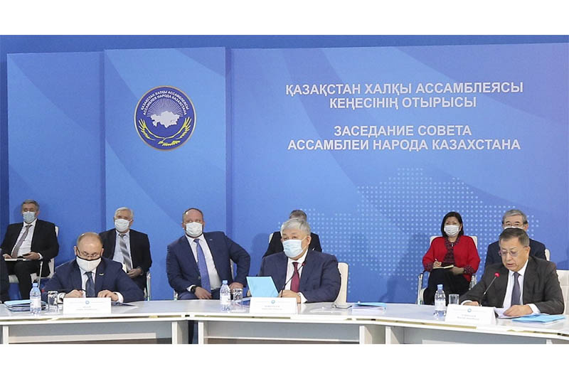 Совет Ассамблеи народа Казахстана выдвинул кандидатов в депутаты Мажилиса