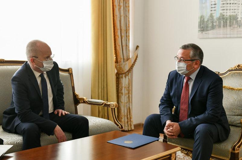 МИД РК отреагировал на заявление российского политика о территории Казахстана