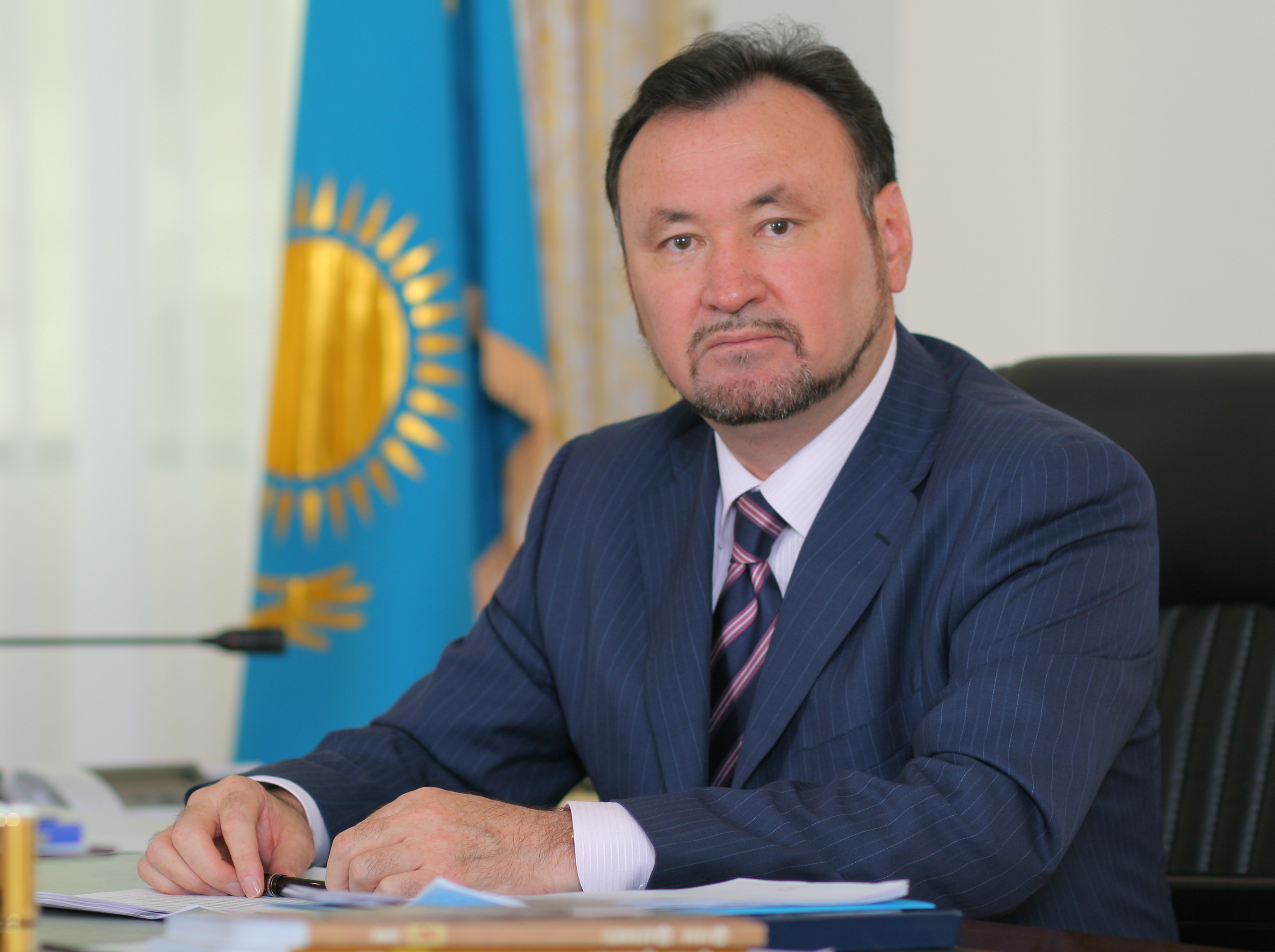 Сенатор Мухтар Кул-Мухаммед сделал заявление относительно высказывания российского политика