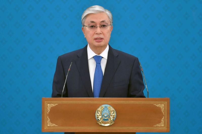 Выступление Президента РК на церемонии вручения госнаград в преддверии Дня Независимости
