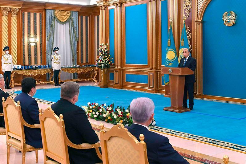 Төртінші он жылдықта бізді жаңа міндеттер күтіп тұр - Мемлекет басшысы