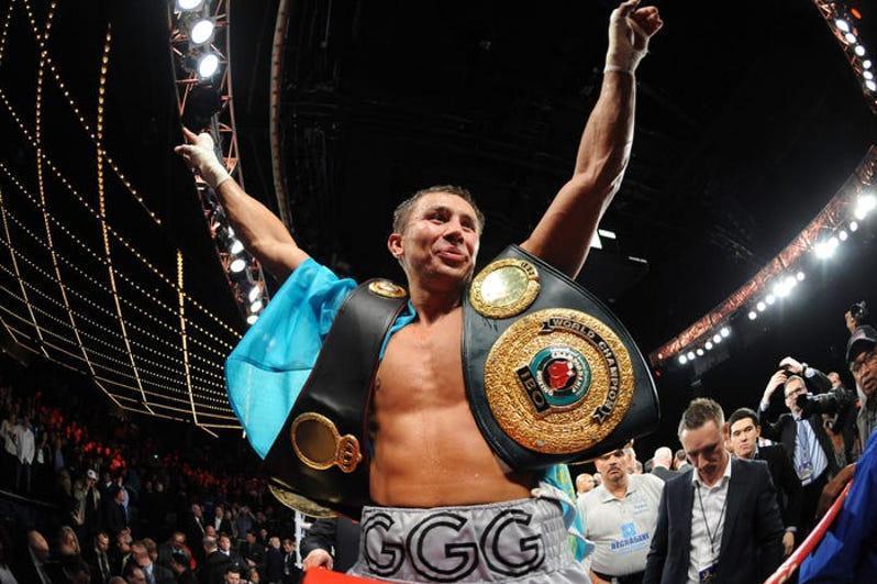 戈洛夫金希望在哈萨克斯坦举行拳击赛