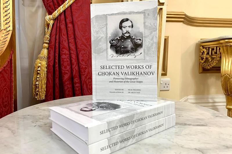 Selected works of Chokan Valikhanov published in English for first time