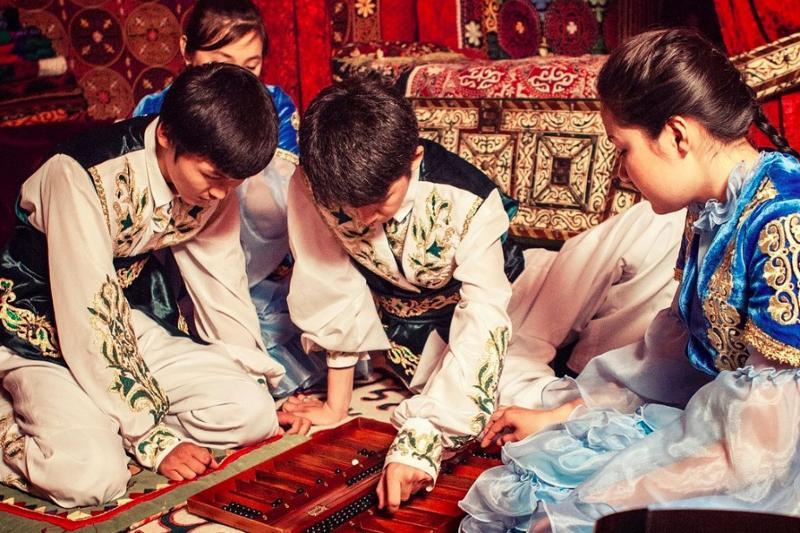 Togyzqumalaq game inscribed on Representative List of Intangible Cultural Heritage of Humanity